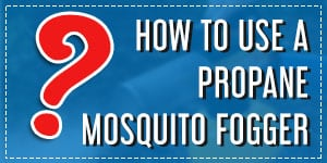 6 Best Propane Mosquito Fogger That Actually WORKS | Burgess, Black